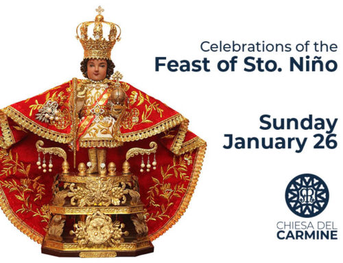 Celebrations of the Feast of Sto. Niño