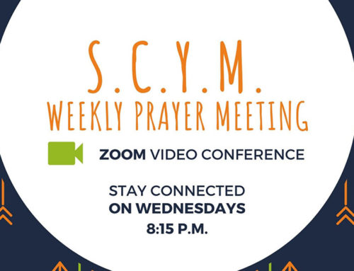S.C.Y.M. Weekly Prayer Meeting