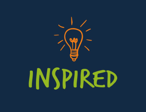 Inspired: get inspired by the Sunday's Gospel and unleash your creativity!