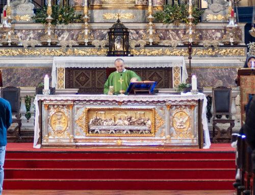 Da lunedì 18 maggio, si riprendono le Messe con il popolo