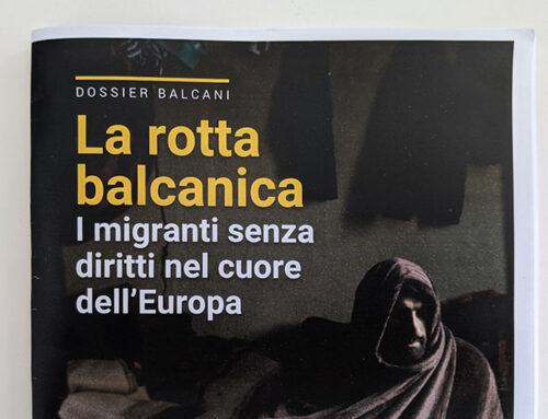 """RiVolti ai Balcani – Presentazione della Rete per i diritti lungo la """"rotta balcanica"""""""