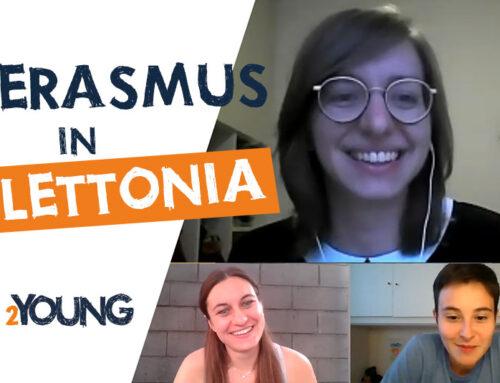 Erasmus in Lettonia – Ester • 2YOUNG