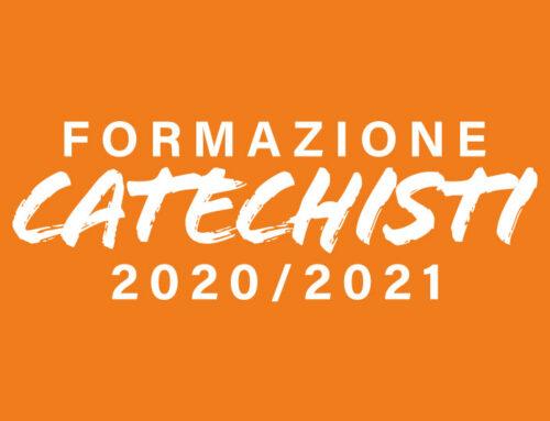 Formazione Catechisti 2020/2021