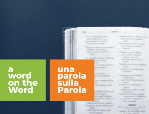 A word on the Word | Una parola sulla Parola | 29.11.2020